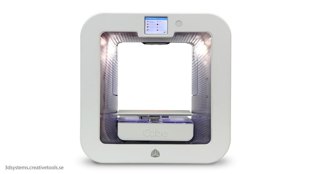 cube3Dプリンター