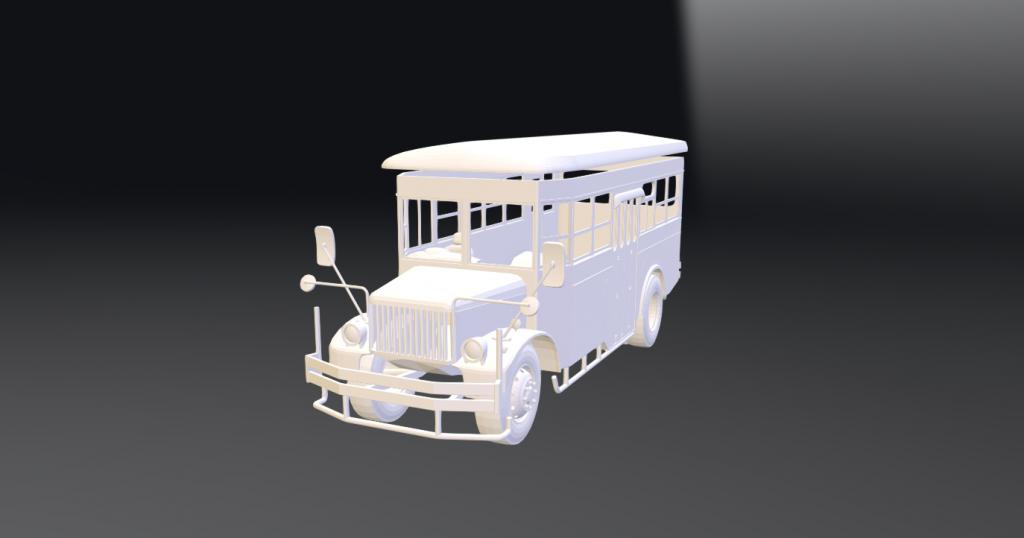 写真から3Dモデル作成しました