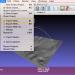 Meshlabで3Dモデルのサイズを変更する方法